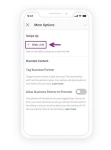 How-to-add-link-to-instagram-story