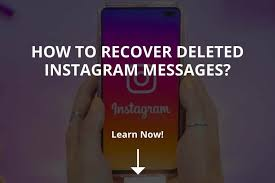 How to recover deleted message instagram 1