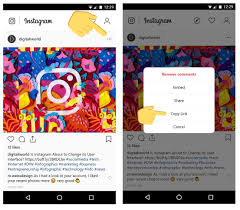 How to save Instagram photos to camera roll 1