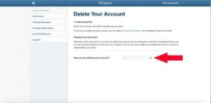 how-to-delete-instagram-page