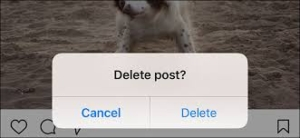 how-to-delete-instagram-post