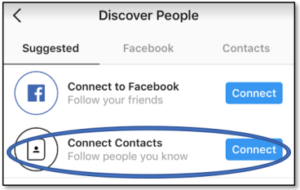 how-to-find-my-contacts-on-instagram