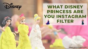 how to get which disney princess are you on instagram