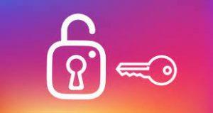 How to reset Instagram password 1