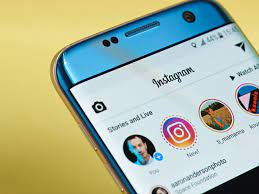 how to post a story on instagram from gallery 2