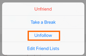 How to unfollow people on Instagram fast 4