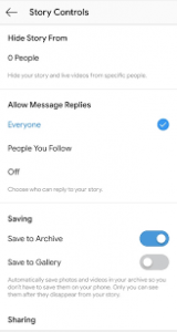 can people see when you screenshot instagram stories 4