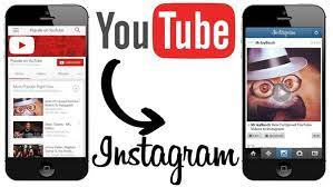 how to share a video from youtube on instagram