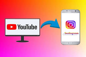 how to share a video on youtube to instagram