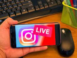 How do you go live on Instagram 2